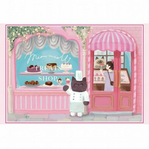 吉祥寺gallery re:tail「Meow Meow TREATS SHOP」